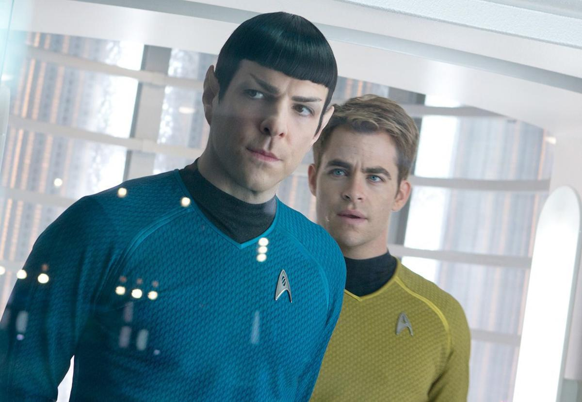 'Star Trek Into Darkness' Latest movie has many high notes yet somehow steers its way off course