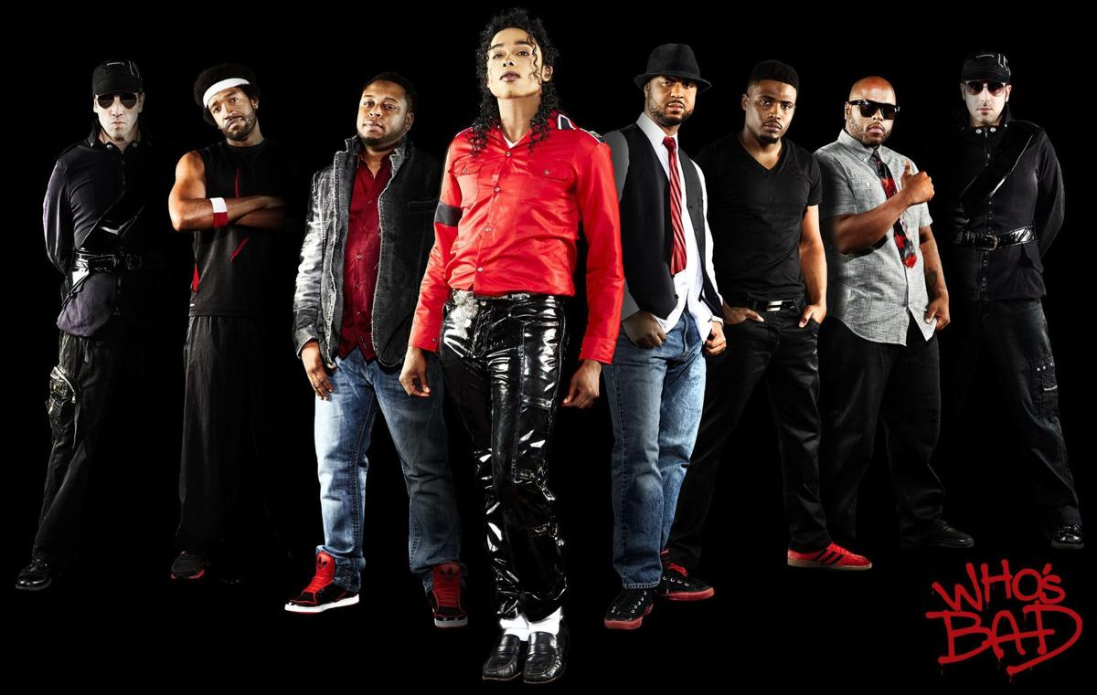 Music Scene: Who's Bad: The Ultimate Michael Jackson Tribute Band, New Orleans Suspects