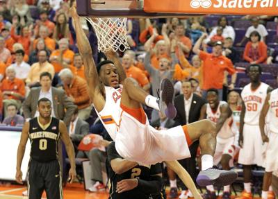 Clemson's key to success rests in the hands of its guards
