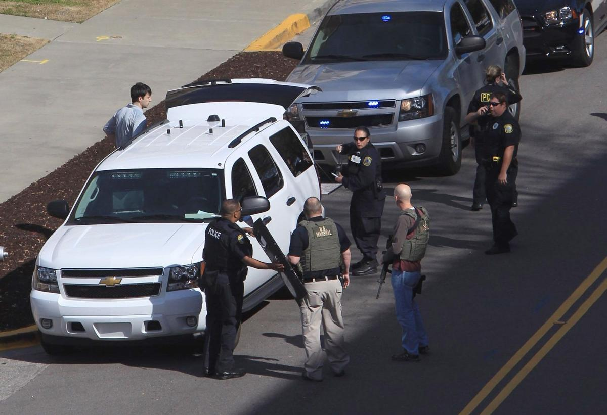 2 shot to death on USC campus Fatal shootings at USC: response as seen through social media