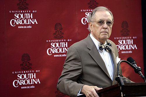 Former USC president dies at 72: Sorensen remembered as approachable, visionary