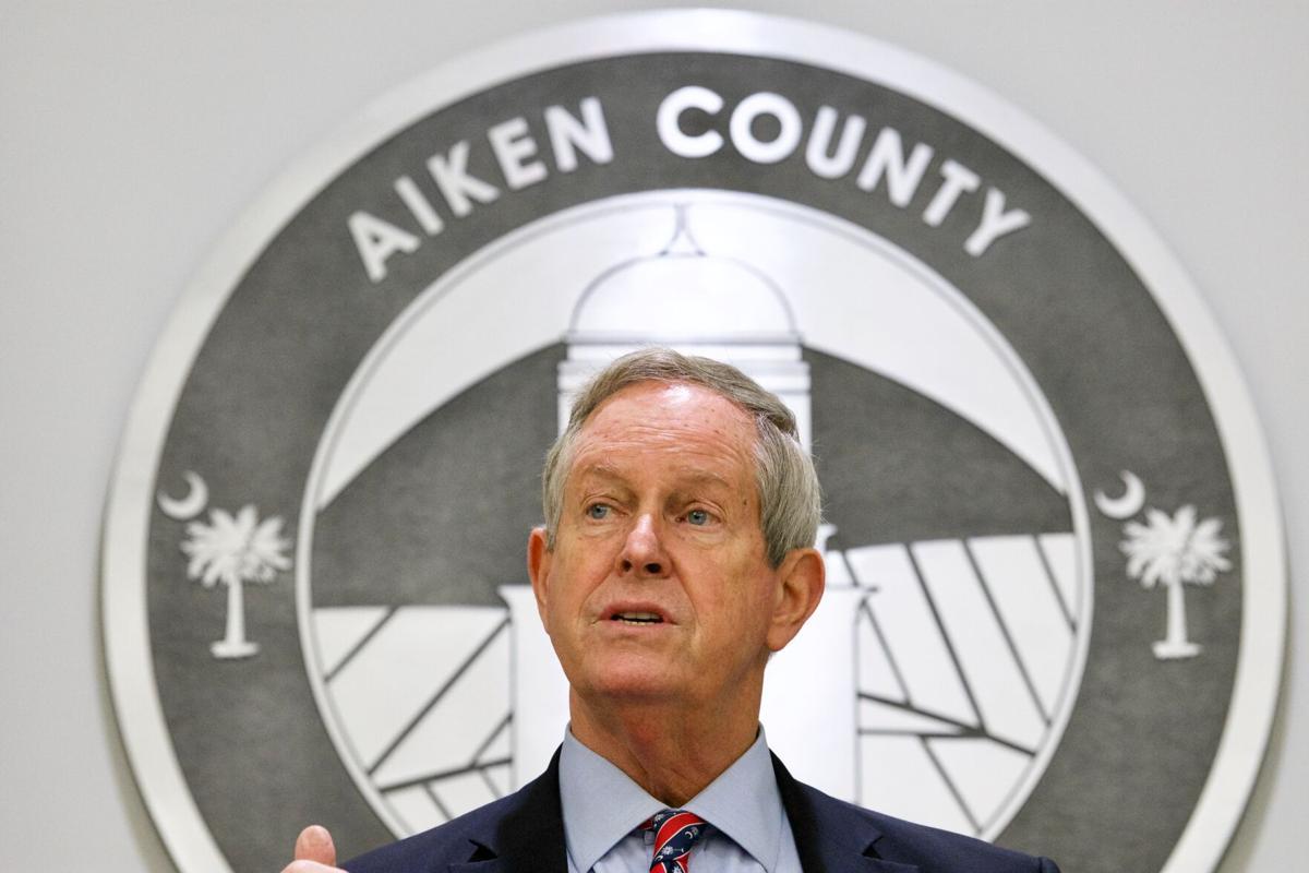 Joe Wilson, Aiken County, Speech