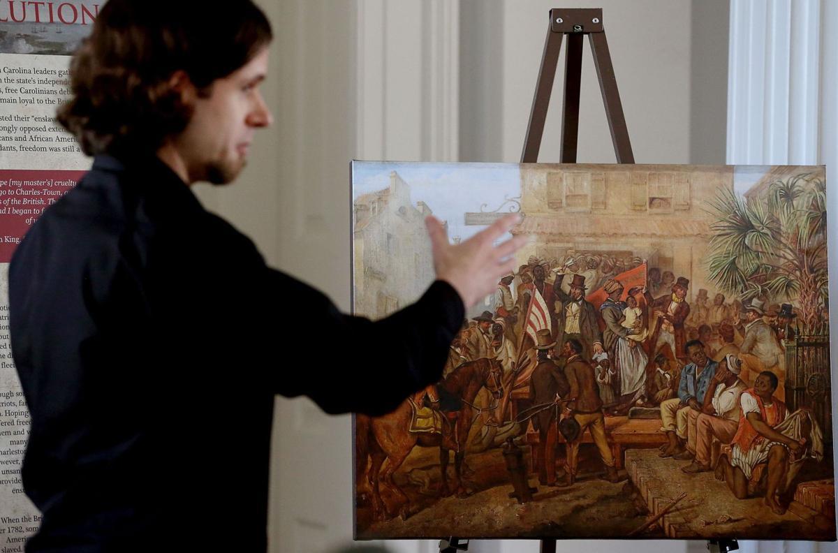 Exhibit paints picture of city's harsh past