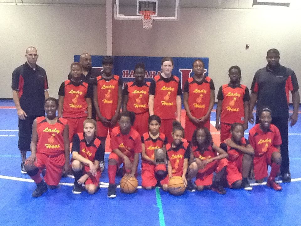 Impact Lady Heat capture Lower State qualifier