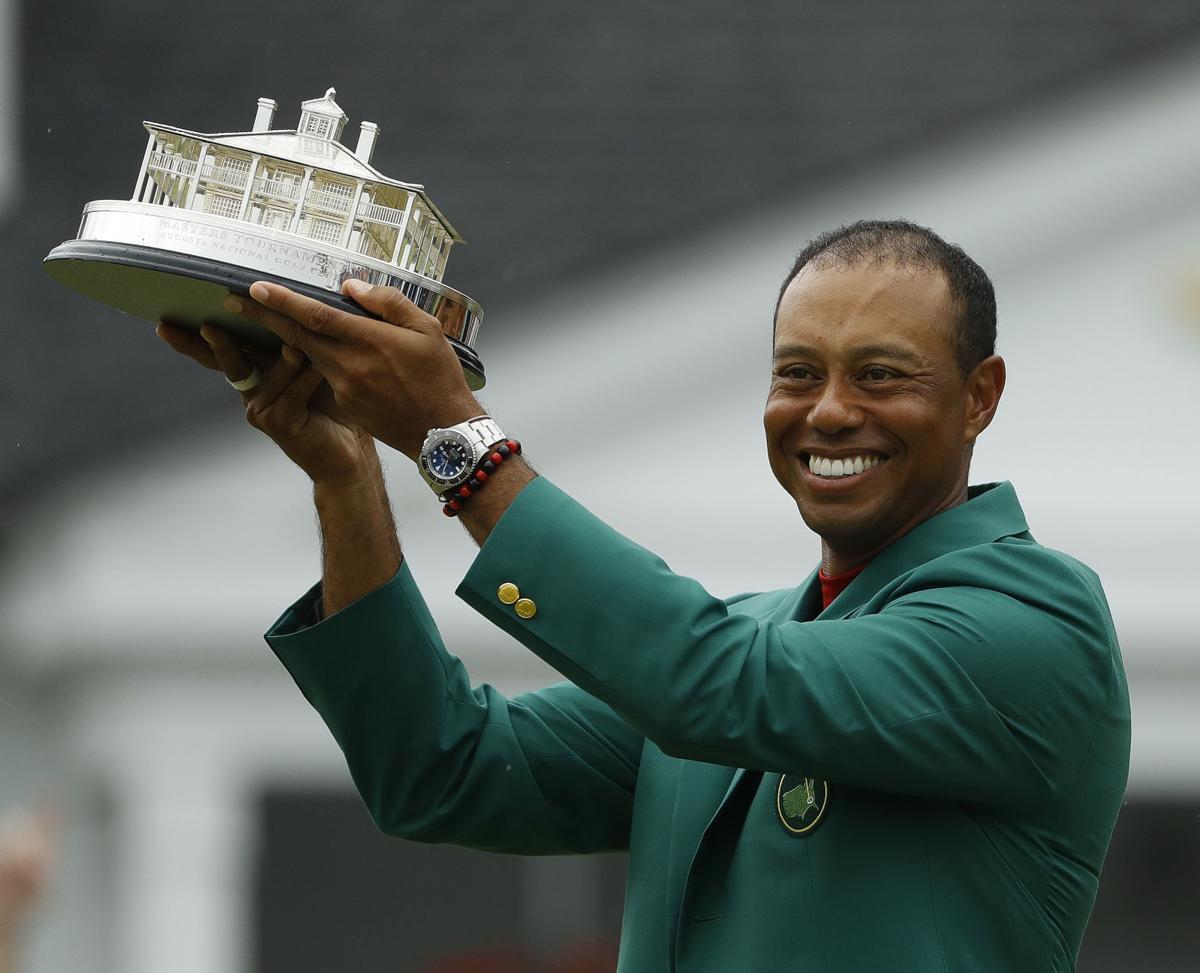 8f64253744844 Sapakoff  Keys to Tiger Woods  masterful comeback include kids