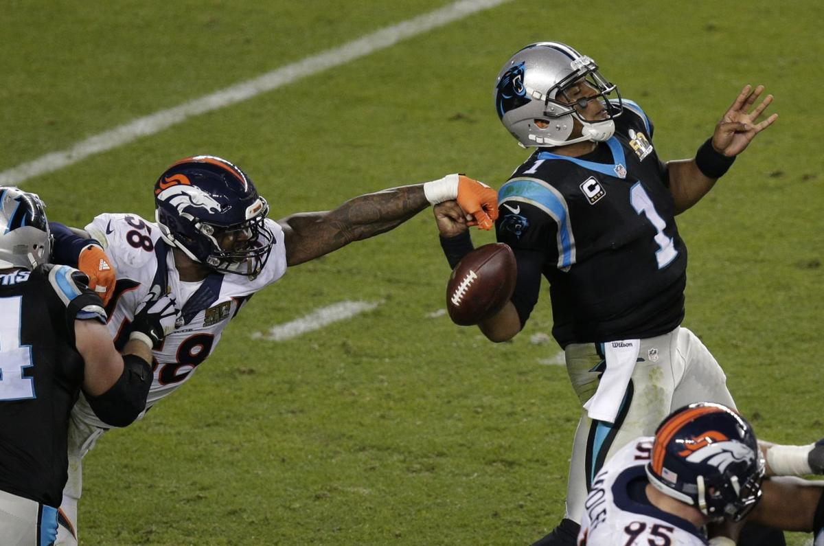 Panthers pounded