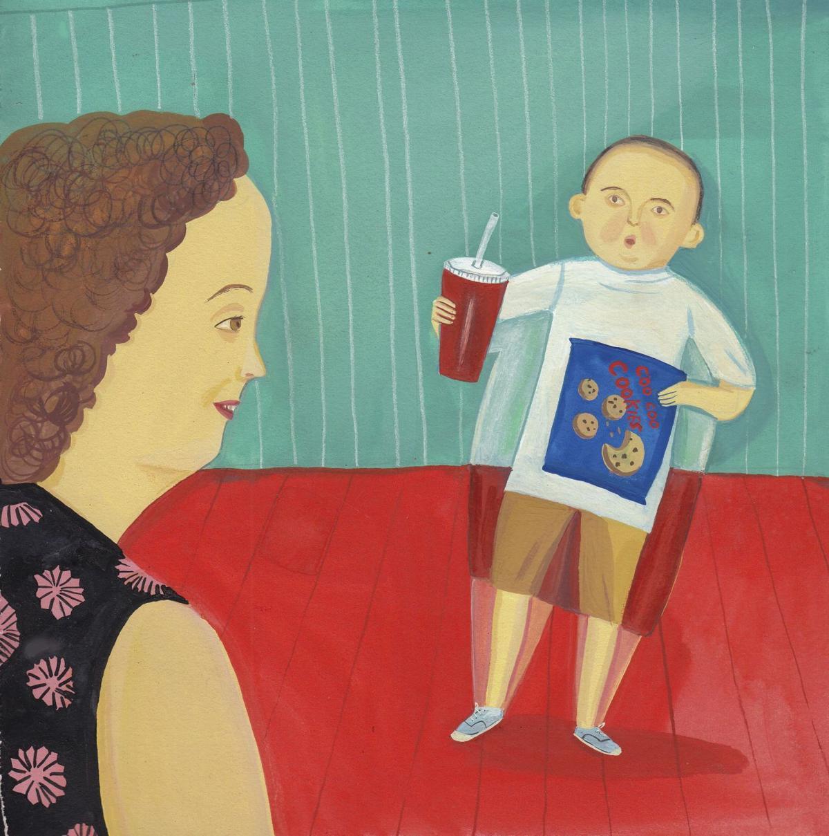 Parents' denial fuels childhood obesity epidemic