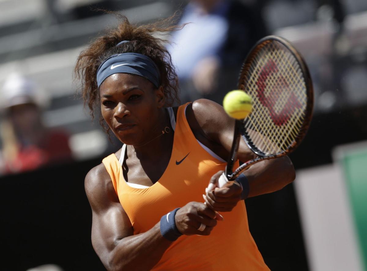 Williams, Nadal claim Italian titles