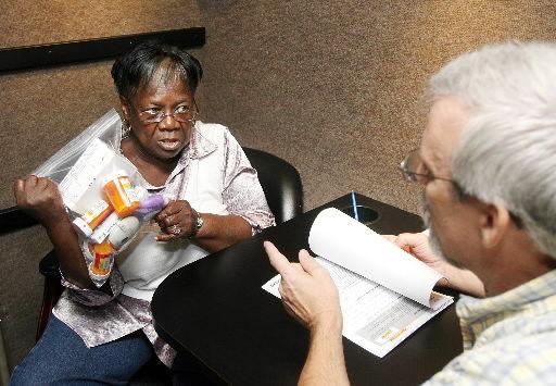 Patients receive prescription help
