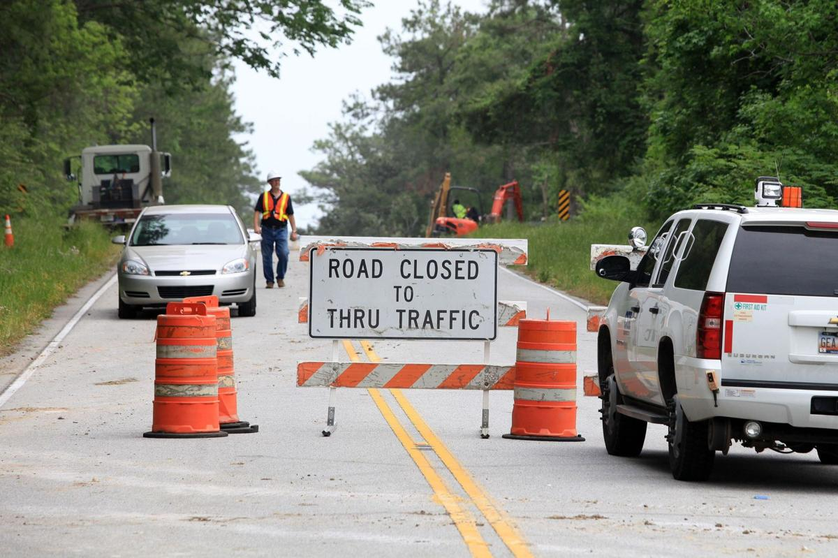 Businesses adapt to knocked-out bridge span