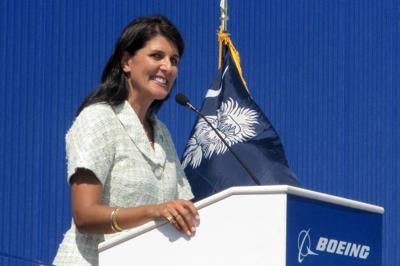 Judge hears anti-union case: Suit wants Haley, agency chief neutral on labor issues (copy)