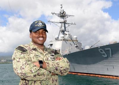 Moncks Corner Native Serves Aboard U.S. Navy Guided-Missile Destroyer in Pearl Harbor