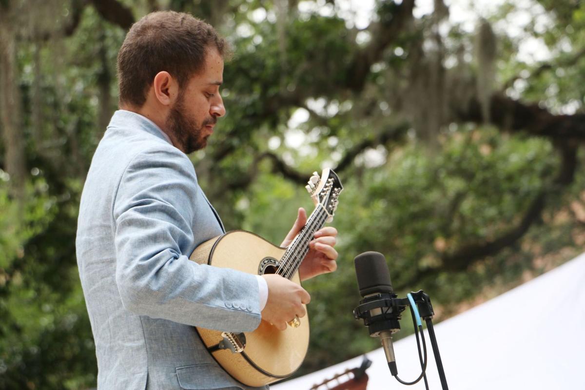 Brazilian mandolinist Danilo Brito brings choro to jazz series