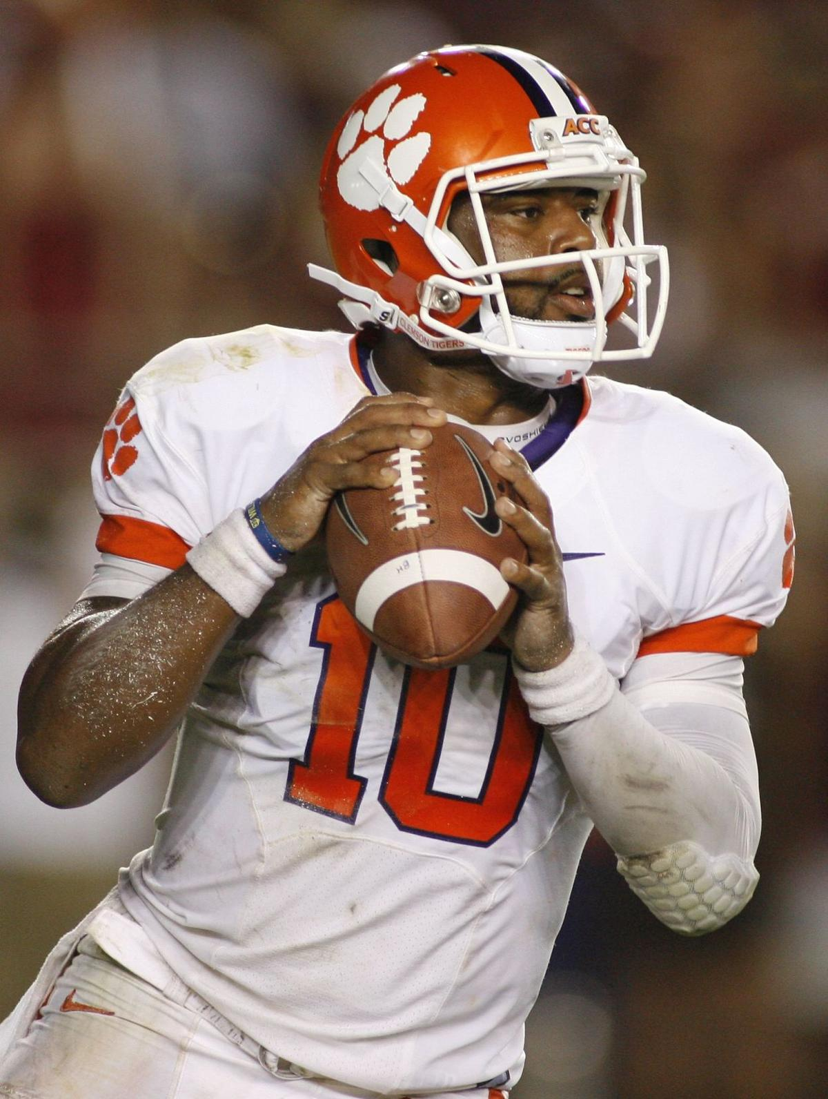 Forget about Texas A&M's Johnny Manziel, Clemson's Tajh Boyd says he's the best quarterback in college football
