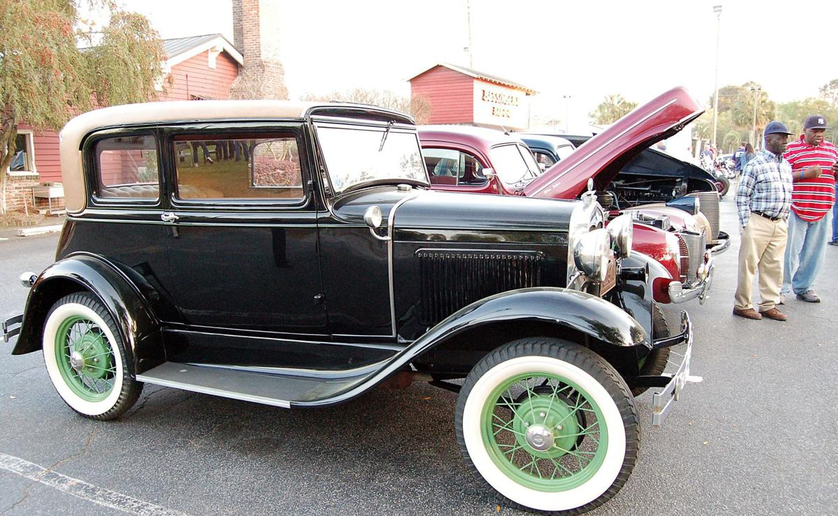Muscle cars, '50s collector vehicles, Model A's — and a host of cycles — highlight mid-week Bessinger's car show in West Ashley