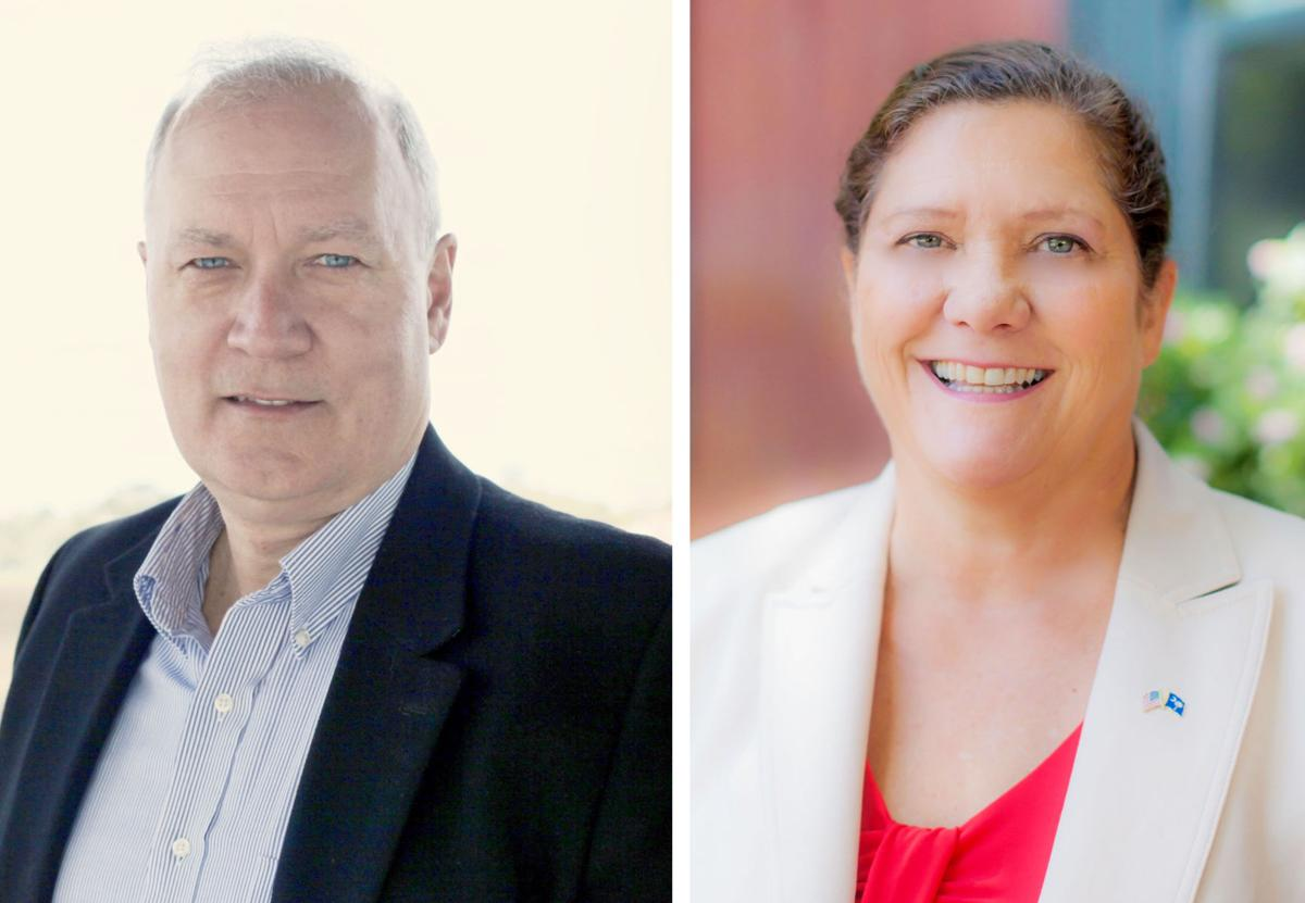 mount pleasant mayoral candidates agree development diminishing