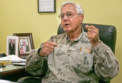 Buck Morris vividly recalls 1941 attack on Pearl Harbor