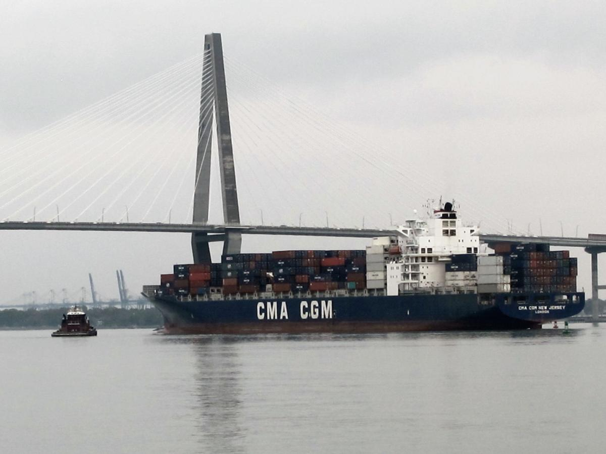 Senate to weigh approval for Charleston Harbor deepening project
