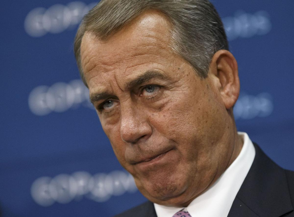 Boehner's exit gets mixed review in S.C.