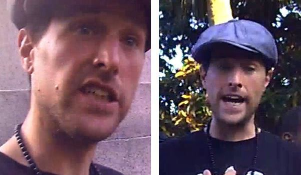 Charleston police trying to identify man from flag burning incident in Marion Square