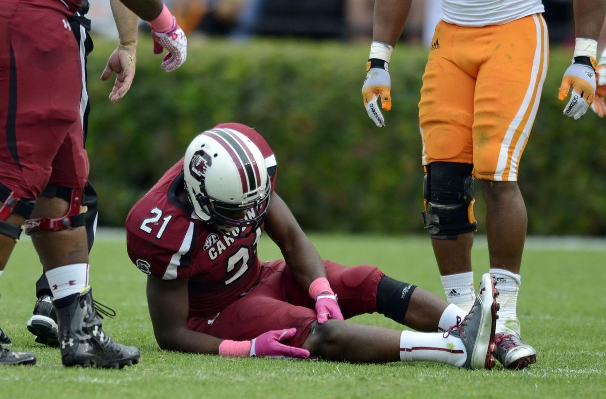Lattimore injured multiple ligaments
