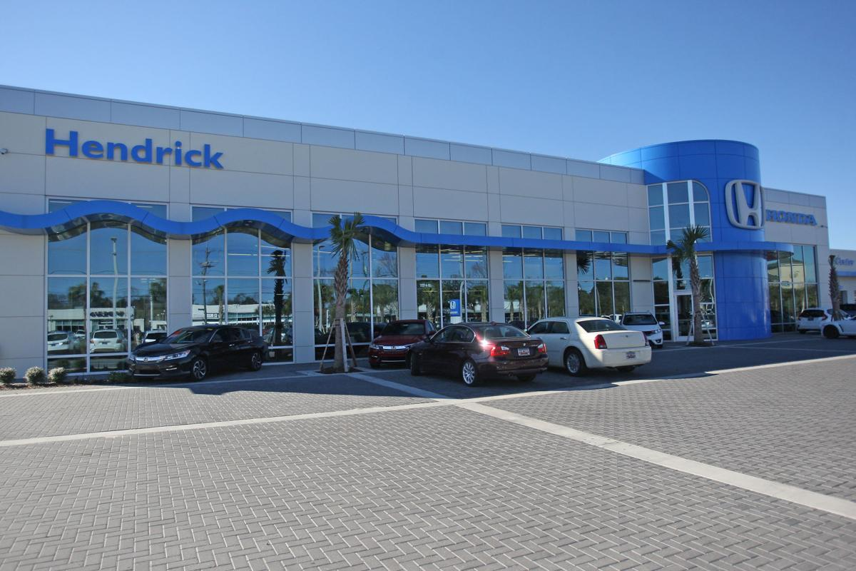 Honda Dealership Charleston Sc >> Stretching Out Hendrick Honda Expands Showroom Widens