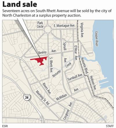 N. Charleston puts land up for sale