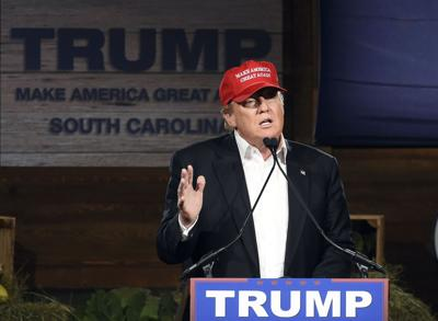 Lt. Gov. Henry McMaster endorses Donald Trump