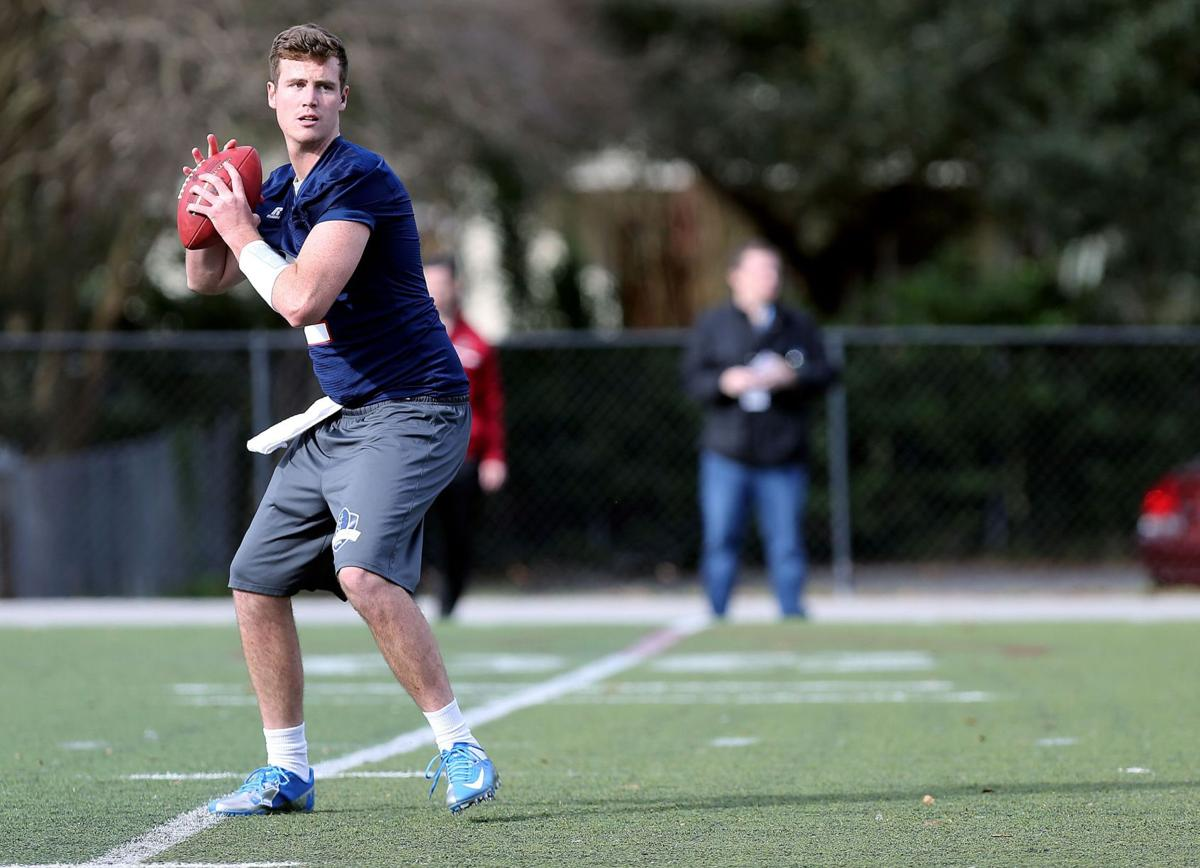 Bonner leads intriguing group of quarterbacks at Medal of Honor