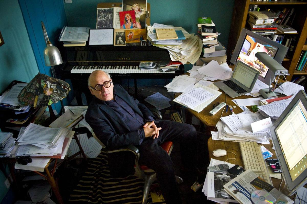 An evening with Michael Nyman's minimalism