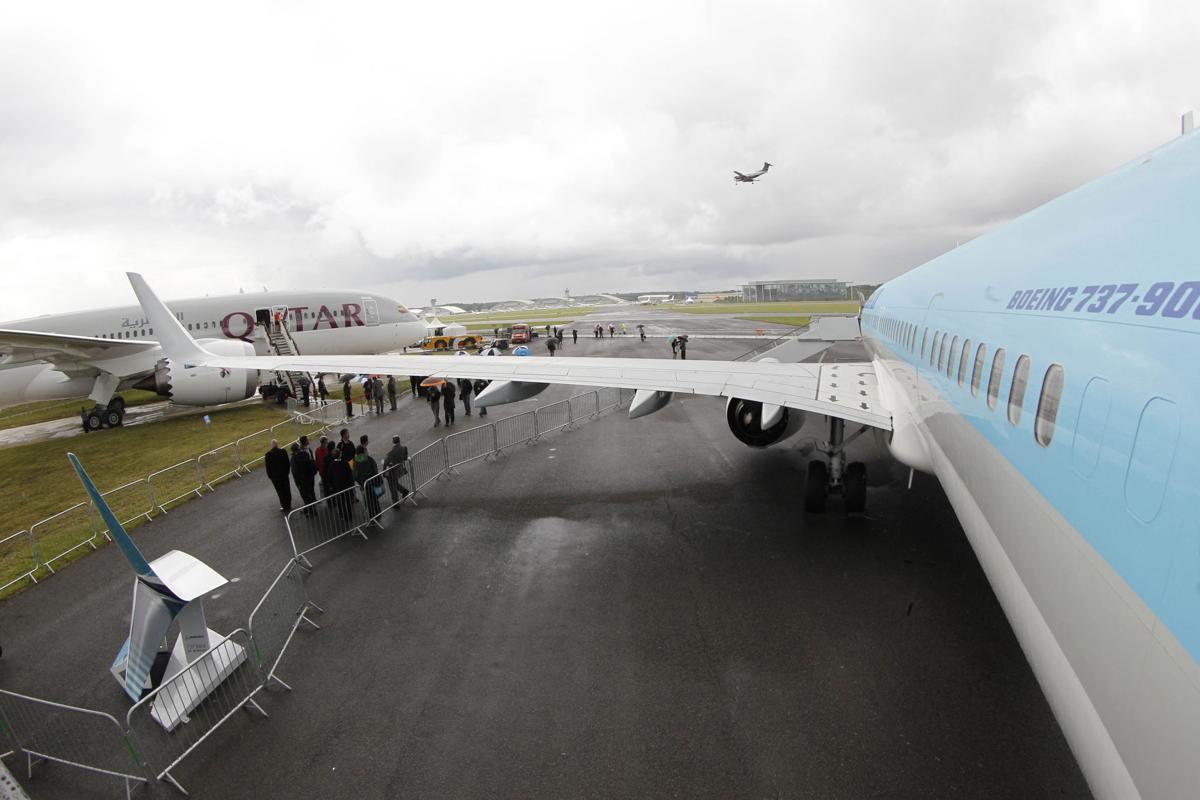 Air Show plans for smaller delegation