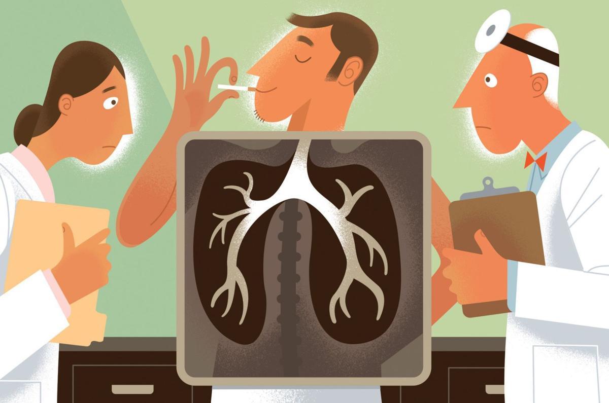 Screenings not helping smokers