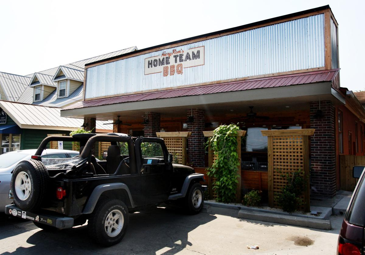 Home Team BBQ gets busy on new restaurant