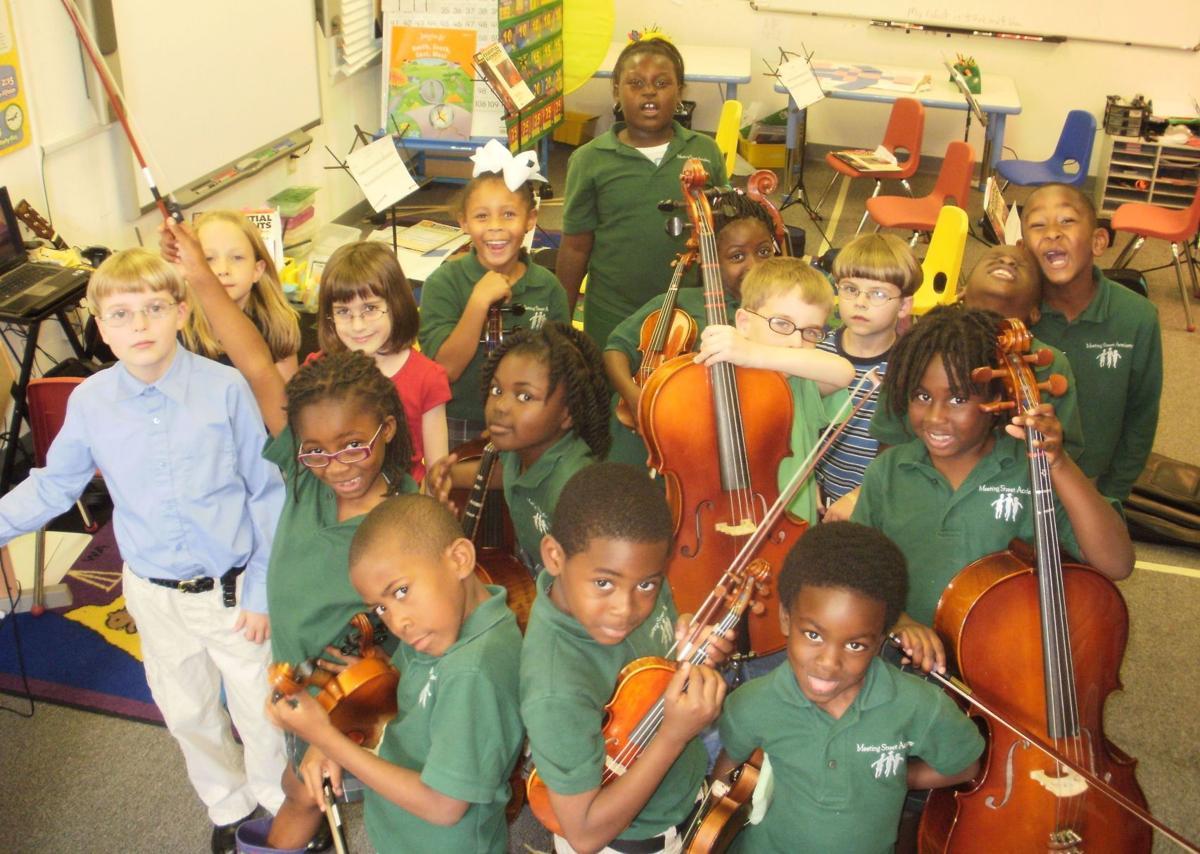 Academy receives NEA grant