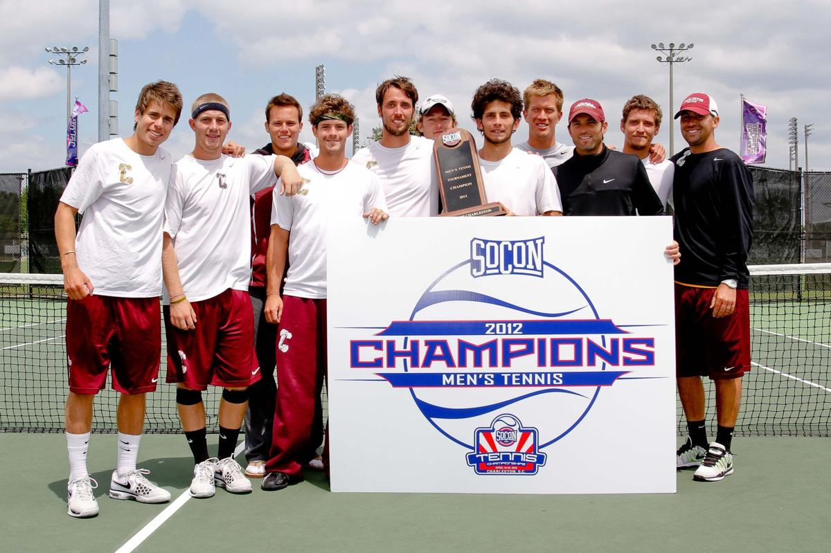 College of Charleston claims SoCon men and women tennis titles