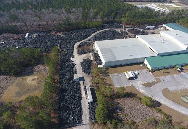 Berkeley County gives update on Viva Recycling Center (copy)