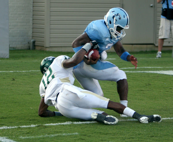 Citadel more confident than ever in option offense
