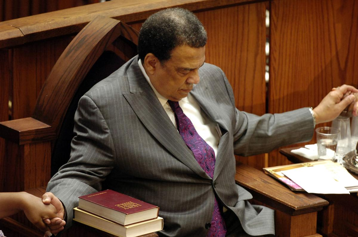 Ex-UN Ambassador Andrew Young to speak at MLK event in SC