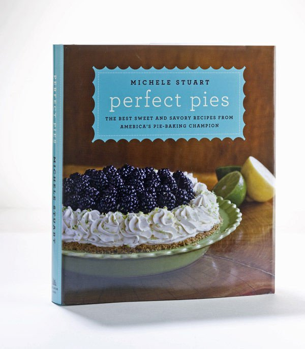 Book makes baking easy as perfect pie