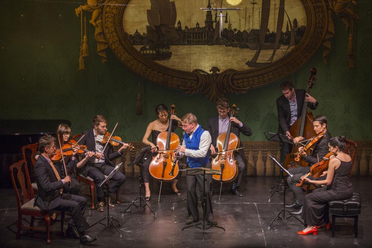 Spoleto chamber music