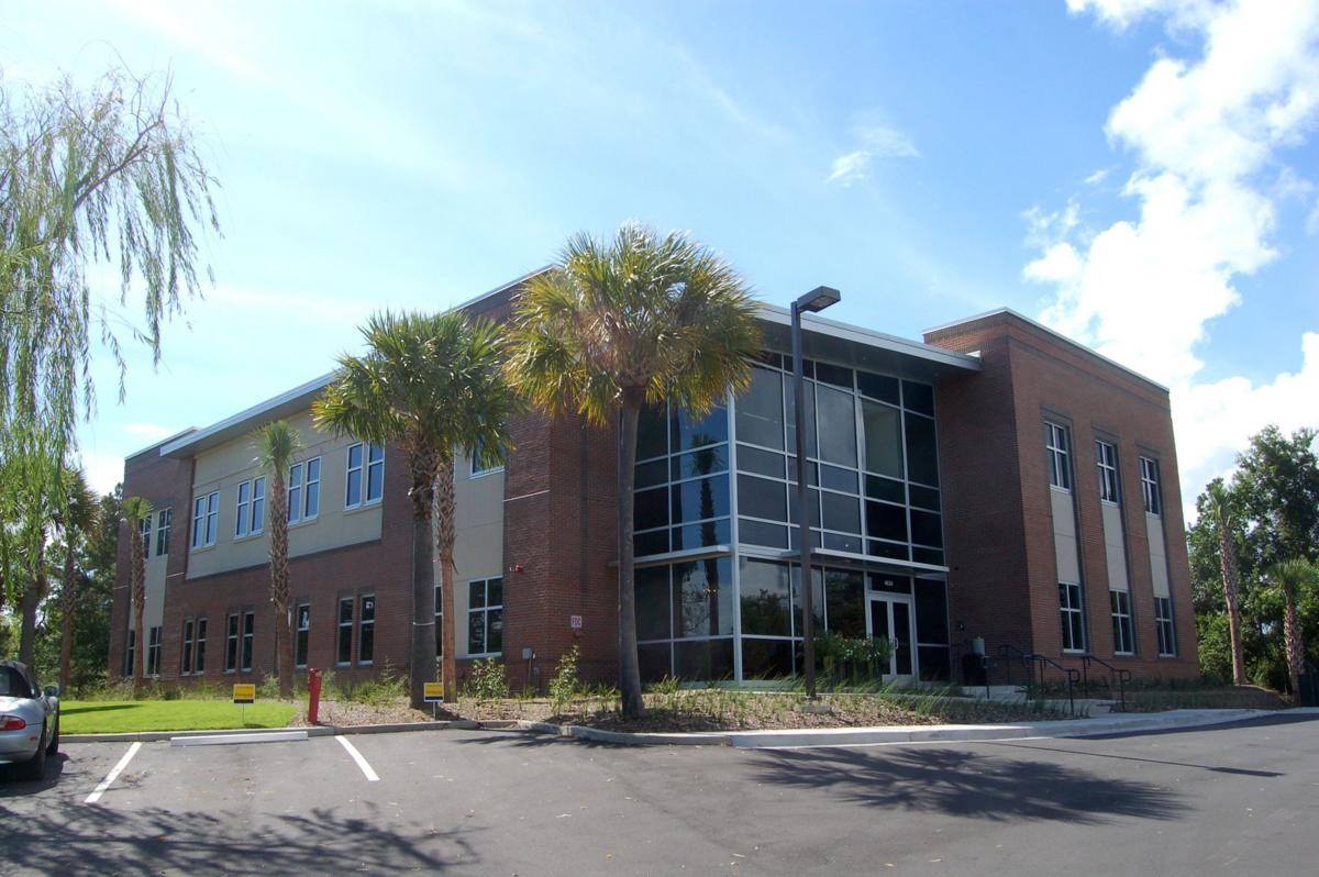 Carolina One's new glass and brick headquarters in North Charleston stylish, efficient, locally designed