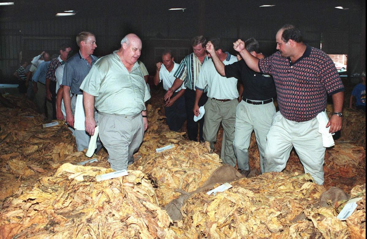 Old SC tobacco town not quite ready to extinguish the smoke