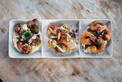 Still more twists on shrimp-and-grits at Acme