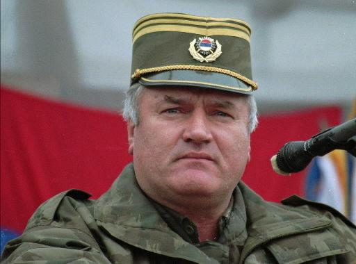 War crimes fugitive Mladic arrested in Serbia