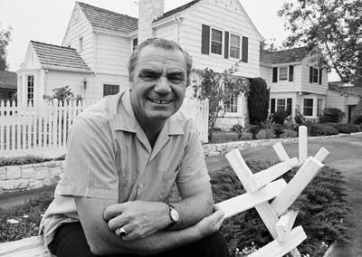 Oscar-winning star Ernest Borgnine dies at 95