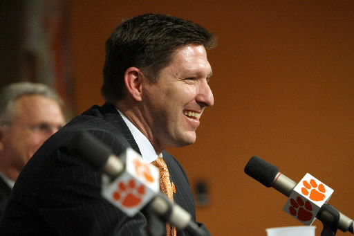 Q&A with Brad Brownell