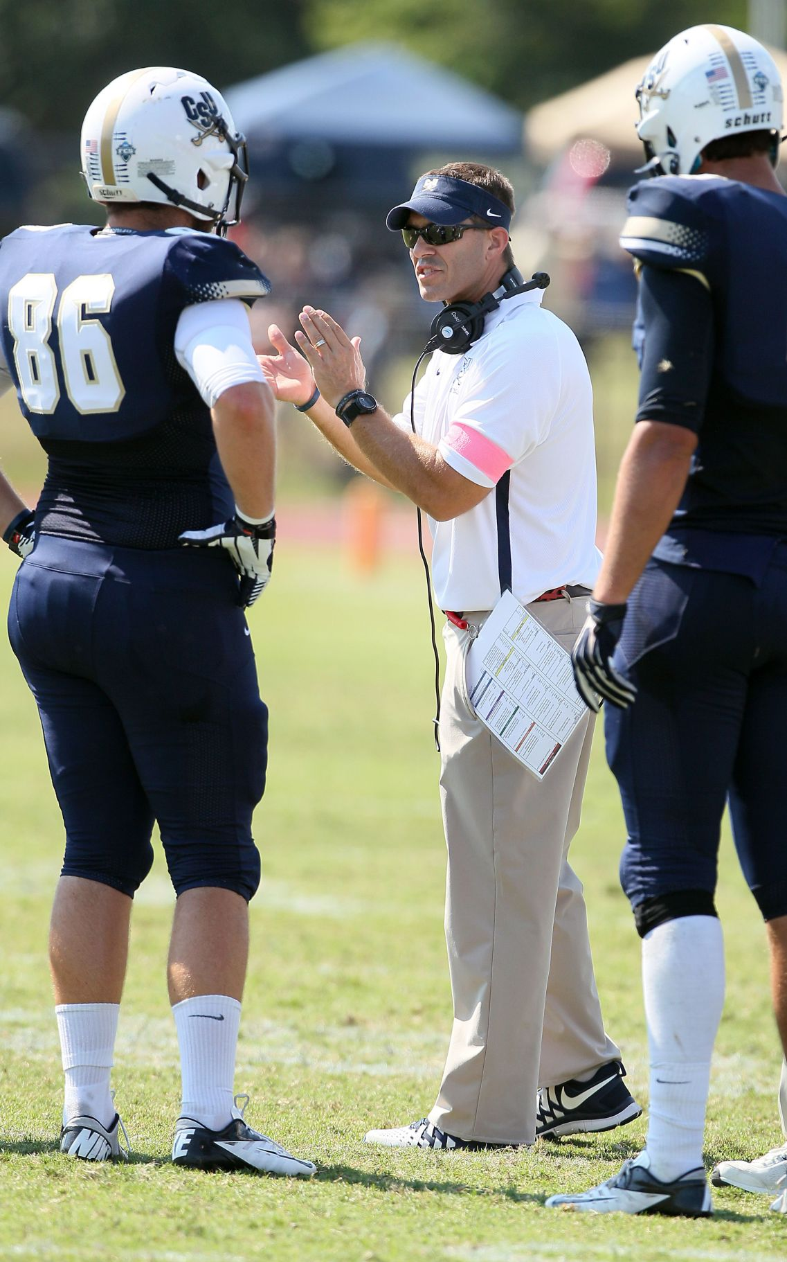Charleston Southern opens Big South schedule at VMI