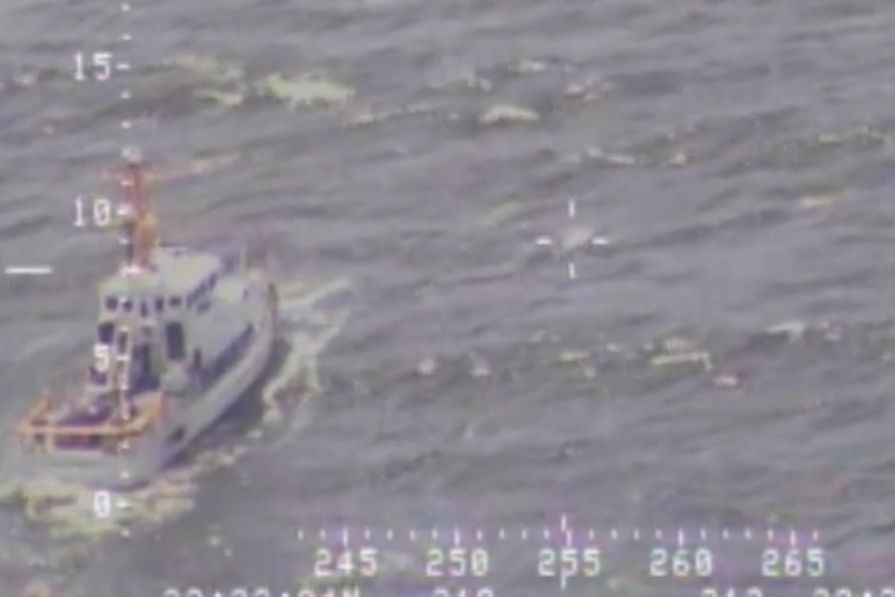 Coast Guard suspends search for missing kayaker, switches to recovery mission