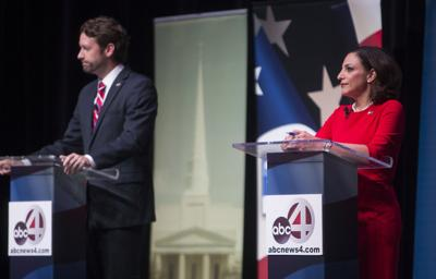 Katie Arrington and Joe Cunningham Debate04.jpg (copy)