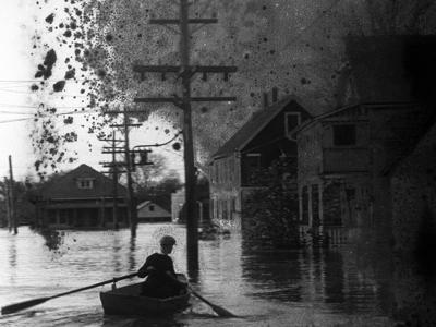 the great flood at the Nickelodeon